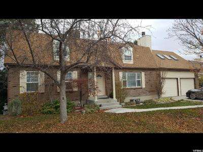West Jordan Single Family Home For Sale: 7077 S 2310 W