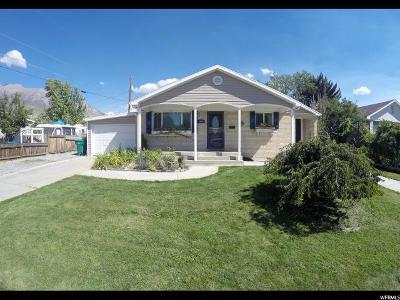 Orem Single Family Home For Sale: 976 N 250 E