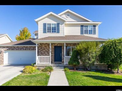 West Jordan Single Family Home For Sale: 6616 W Scarlet Oak Dr S