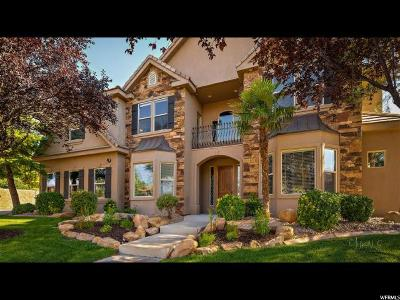 St. George Single Family Home For Sale: 1736 Flagstone E