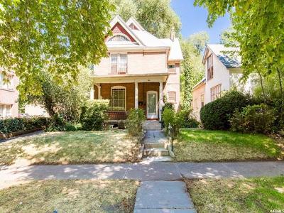 Salt Lake City Single Family Home For Sale: 715 E 300 S