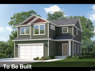 Eagle Mountain Single Family Home For Sale: 4367 E Inverness Ln #110