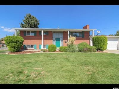 Midvale Single Family Home For Sale: 52 W Princeton Dr