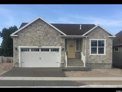 West Jordan Single Family Home For Sale: 2858 W Nairn Way S #36