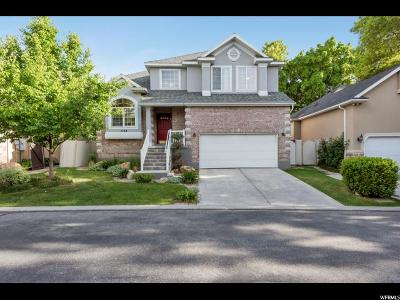 Salt Lake City Single Family Home For Sale: 1154 E Aviary Pl S