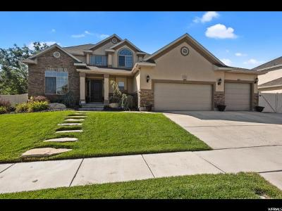 Riverton Single Family Home For Sale: 2783 W Augustana Dr