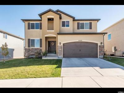Herriman Single Family Home For Sale: 4449 W Lower Meadow Dr