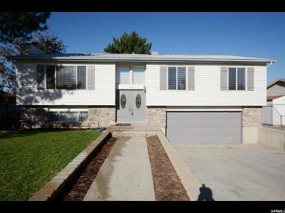 Midvale Single Family Home For Sale: 7102 S 260 E