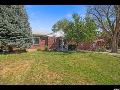 Salt Lake City Multi Family Home For Sale: 1183 S 2100 East E