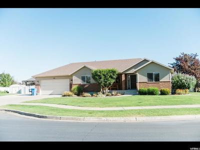 Nibley Single Family Home For Sale: 915 Garden Cir