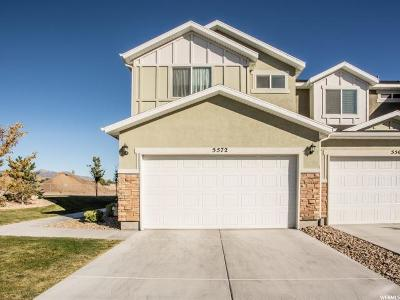 Herriman Townhouse For Sale: 5572 W Rokeby S