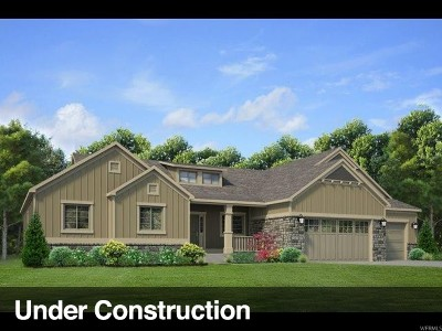 Herriman Single Family Home For Sale: 7483 W Sage Grass Ln