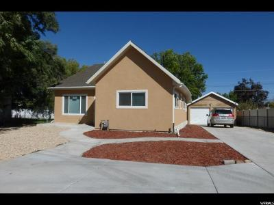 Murray Single Family Home For Sale: 397 E Winchester St