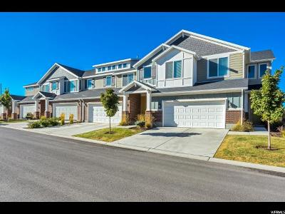 Herriman Townhouse For Sale: 5446 W Rushmore Park Ln #103