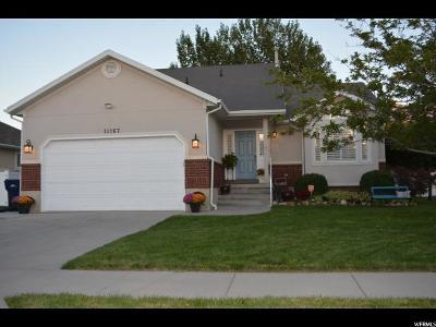 Sandy Single Family Home For Sale: 11267 S Crescent Vista Ln