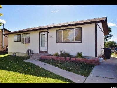 Price Single Family Home For Sale: 865 Castle Heights Dr