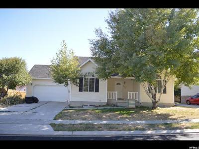 Eagle Mountain Single Family Home For Sale: 1870 E Sunrise Dr N