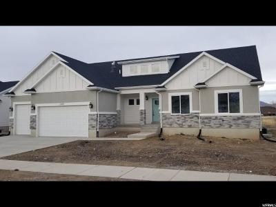 Spanish Fork Single Family Home For Sale: 1157 S River Ridge Ln #605