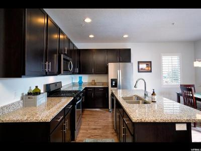 Midvale Single Family Home For Sale: 7565 S Goff Cv W