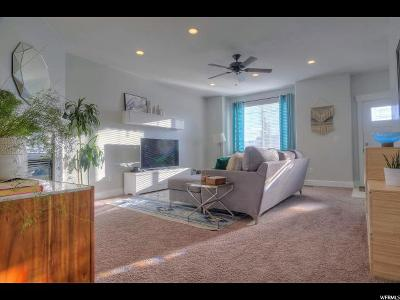 Saratoga Springs Townhouse For Sale: 1966 Hillcrest Rd N