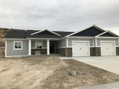 Smithfield Single Family Home For Sale: 66 S 1200 E