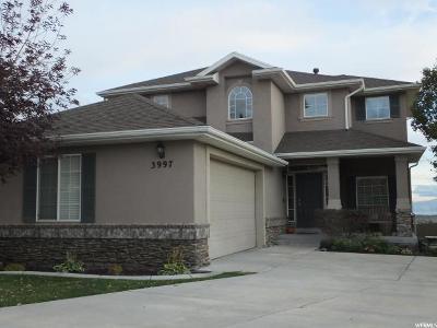 Lehi Single Family Home For Sale: 3997 N Rivermist