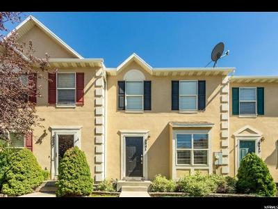 Murray Townhouse For Sale: 6041 S Macbeth Ct W