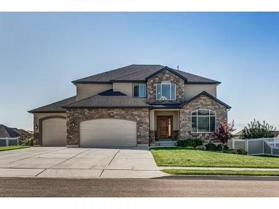 Lehi Single Family Home For Sale: 729 W 3275 N #41