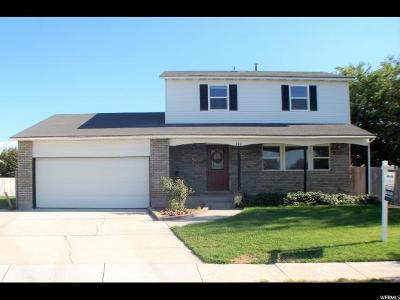 Lehi Single Family Home For Sale: 142 E 1325 N