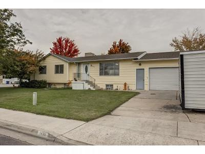 Lehi Single Family Home For Sale: 1438 N Trinnaman La. W
