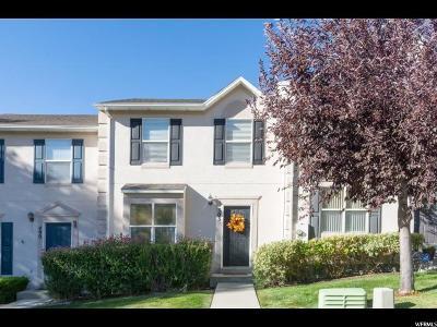 Draper Townhouse For Sale: 503 E Braidhill Dr