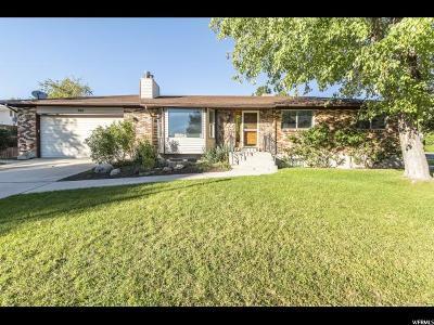 Sandy Single Family Home For Sale: 2167 E High Mesa Dr S
