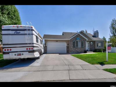 West Jordan Single Family Home For Sale: 8489 S 4770 W