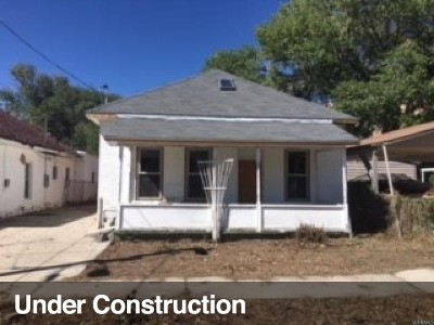 Helper Single Family Home For Sale: 364 S 300 W
