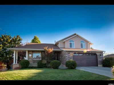 Lehi Single Family Home For Sale: 240 E 100 S