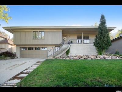 Holladay Single Family Home For Sale: 4639 Wallace Ln