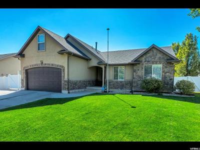 Riverton Single Family Home For Sale: 3711 W Salinas Dr