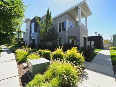 South Jordan Condo For Sale: 10398 S Clarks Hill Dr W #105
