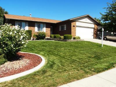Sandy Single Family Home For Sale: 1119 E Spring Ridge Dr S