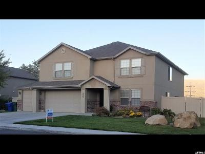 Lehi Single Family Home For Sale: 333 S River Way