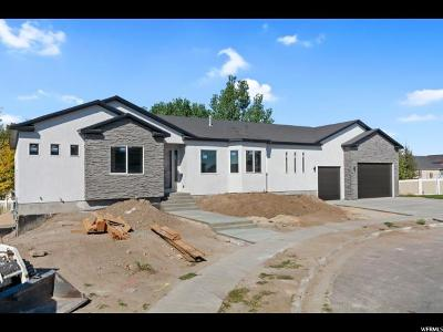 Lehi Single Family Home For Sale: 1112 S 2095 W
