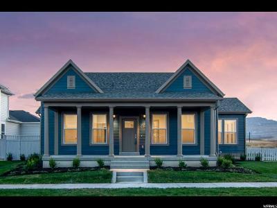 South Jordan Single Family Home For Sale: 10454 S Stavanger Dr W #11-704