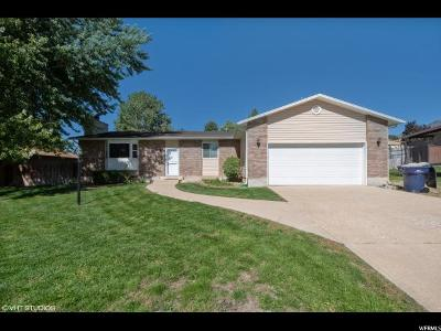 Sandy Single Family Home For Sale: 2063 E Riggs Dr S