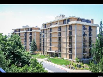 Salt Lake City Condo For Sale: 960 S Donner Way #550