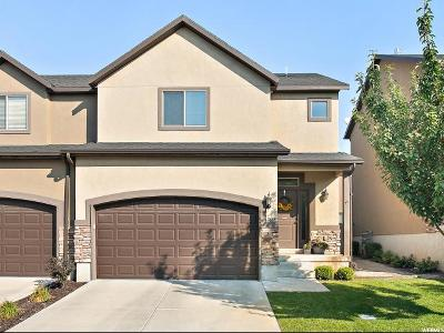 Lehi Single Family Home For Sale: 2644 W Cottonwood Dr N
