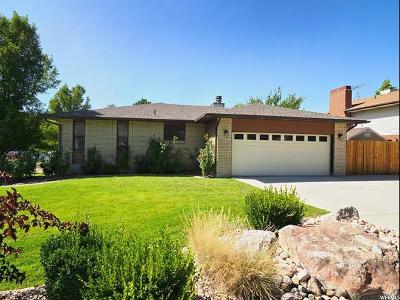Sandy Single Family Home For Sale: 2165 E 10095 S