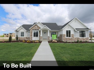 Pleasant Grove Single Family Home For Sale: 816 W 3100 N #104