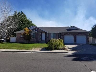 Spanish Fork Single Family Home For Sale: 1458 E 150 S