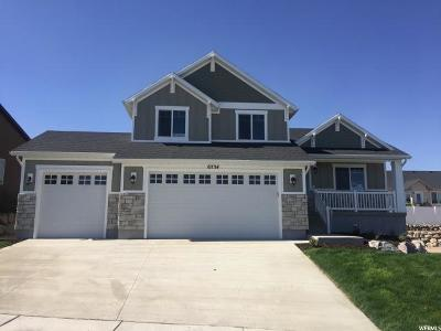West Valley City Single Family Home For Sale: 6534 S Silhouette Ln W #273