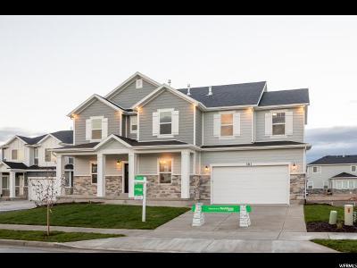 West Jordan Single Family Home For Sale: 8113 S 6520 W #211
